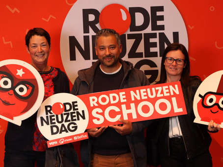 Hasp-O Stadsrand is een Rode Neuzen school!