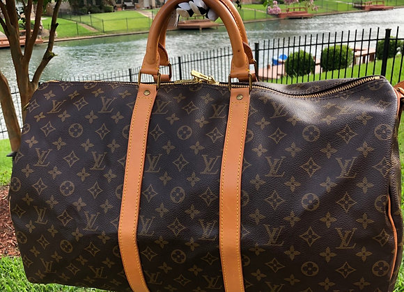 $1250 very clean large duffle 50