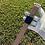 Thumbnail: $115! Rose gold custom offwhite watchband