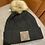 Thumbnail: $85 black Christmas beanie large logo