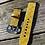 Thumbnail: $155!! Custom microguccisima (yellow) watchband