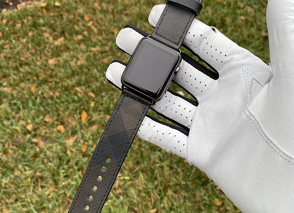 Pre-black Friday $105!!! Custom watchband made from Burberry