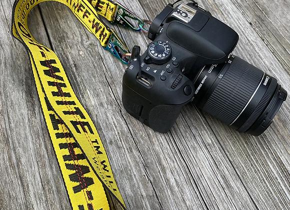 $165 New design camera strap with quick release