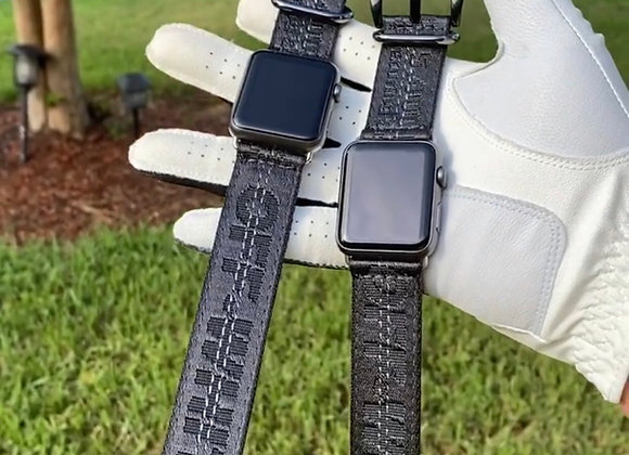 All Black offwhite watchband