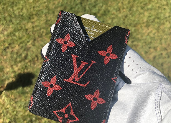 $500 VIP Only black/red card holder limited