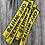 Thumbnail: Classic yellow offwhite watchband