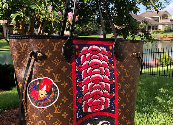 $2300 Brand new Louis Vuitton ❌ kabuki tote