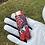 Thumbnail: Thanksgiving Day Samurai lighter on red 1 of 1