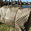 Thumbnail: $975 Preowned Large/ XL duffle with leather strap