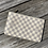 Thumbnail: $300 preowned lv Damier azur pouch