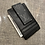 Thumbnail: $165 Custom eclipse money clip leather wallet