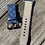 Thumbnail: $155!! Custom microguccisima (blue) watchband