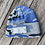 """Thumbnail: $120!! """"Thanksgiving Day"""" Special Blue camo on silver monogram"""