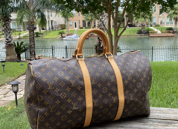 $800 extremely clean keepall 50