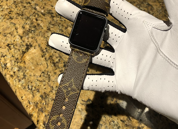 $125 STEAL!! Pre Black Friday custom LV Watchband
