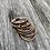 Thumbnail: Merry xmas $50 Custom bracelet made from authentic lv monogram