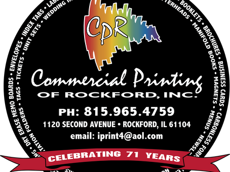 In Our Corner: Commercial Printing Rockford