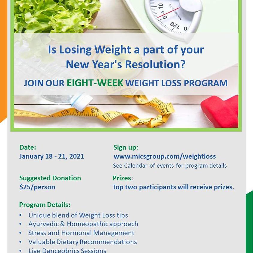 MICS Eight-Week Weight Loss Program