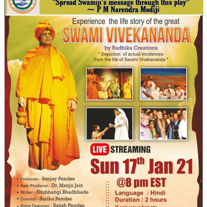 Life Story of Great Swami Vivekananda