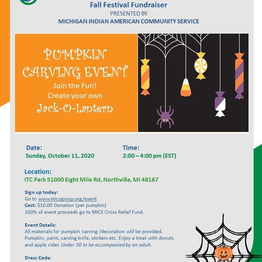 Pumpkin Carving & Decorating event