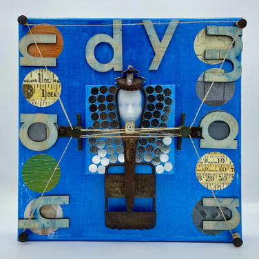 The Practical Gifts Series: Handyman (SOLD)