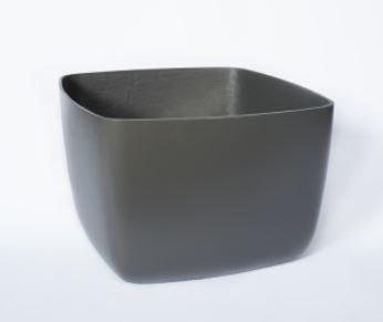 Eternit Osaka - 53x53x55cm, anthrazit