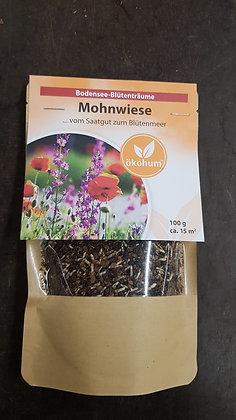 Saatgut Mohnwiese