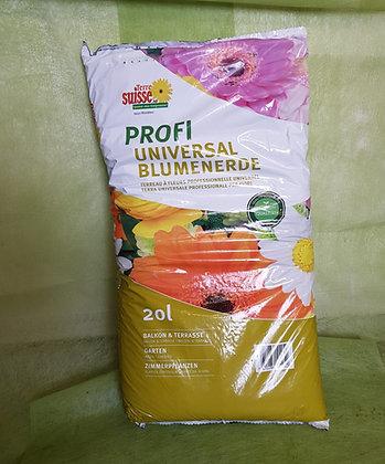 Profi Universal Blumenerde 20 Liter