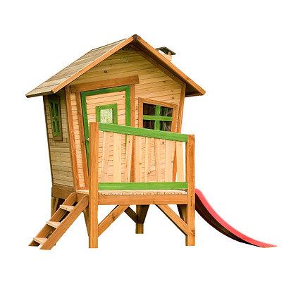 Kinderspielhaus Robin 275x157x199 cm