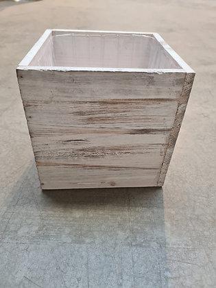 Holzkistli quadrat
