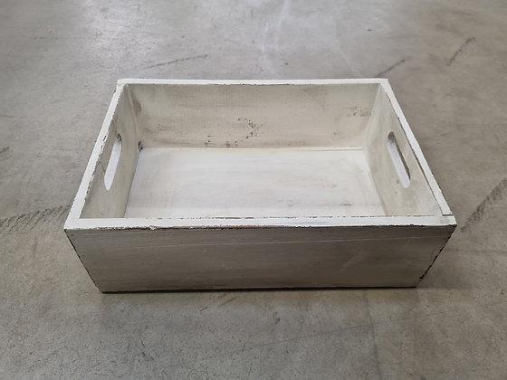 Kiste weiss