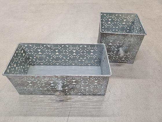 Kopie von Metallbox Schublade klein