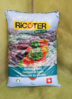 Ricoter Gartenkompost BioLine 30 Liter