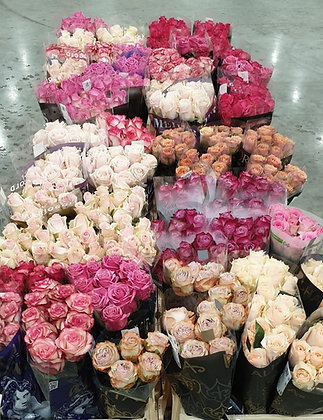 Rosen einzel - selber zusammenstellen