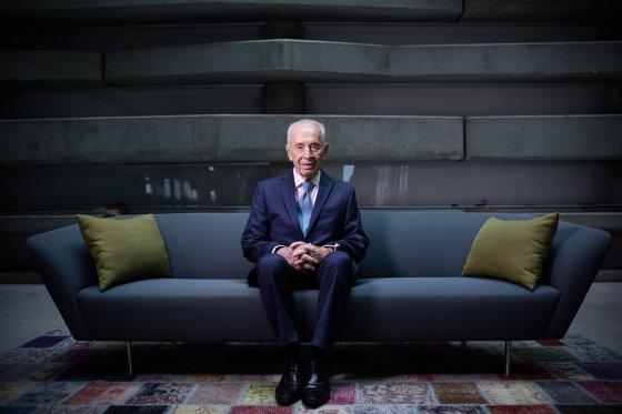 Shimon Peres - Entrepreneur