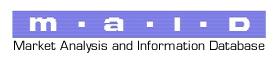 MAID - Market Anaylsis & Information Database