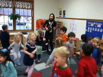 Gwen Lee ukulele songs