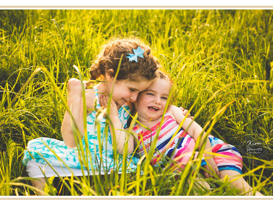 Happiness in Summer | Family Portraits | Lodi, WI
