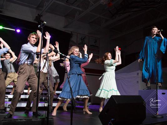 3 Down, 4 to Go | Sauk Prairie Show Choir