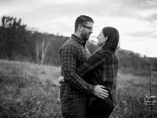 Clarice & Mike | Indian Lake Park | Fall 2017