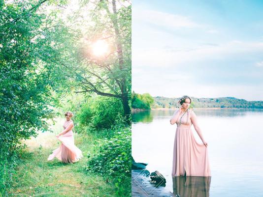 Bohemian Queen | Portrait Photography | Natural Bridge State Park & Wisconsin River