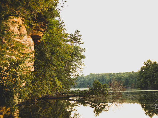 Mirror Lake State Park | Baraboo, WI