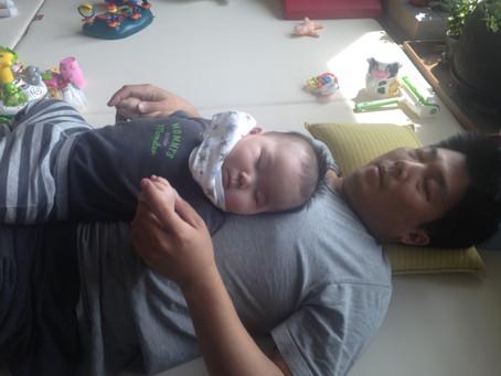 아빠의 휴일 (2015.5.17)
