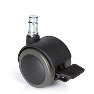 Chair casters, ROLOS STOP 10 mm  50 mm -