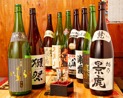 日本酒380円~