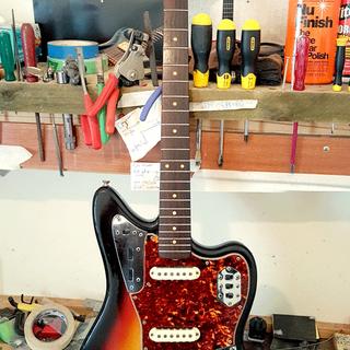 L Series Fender Jaguar for