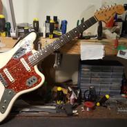 Fender Jaguar 1962 Reissue