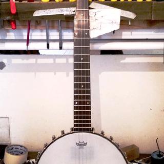 SS Stewart 5 String Open Back Banjo