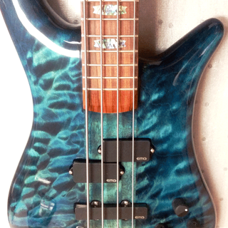 Spector Quilted Maple Custom