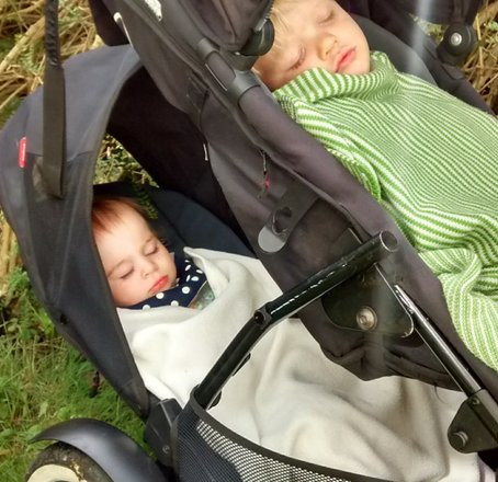 5 Reasons Pushchair Naps Are Best